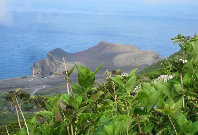 Reise in Portugal, Farbreiche Kontraste bei unserer Wanderung auf Faial nach Capelinhos