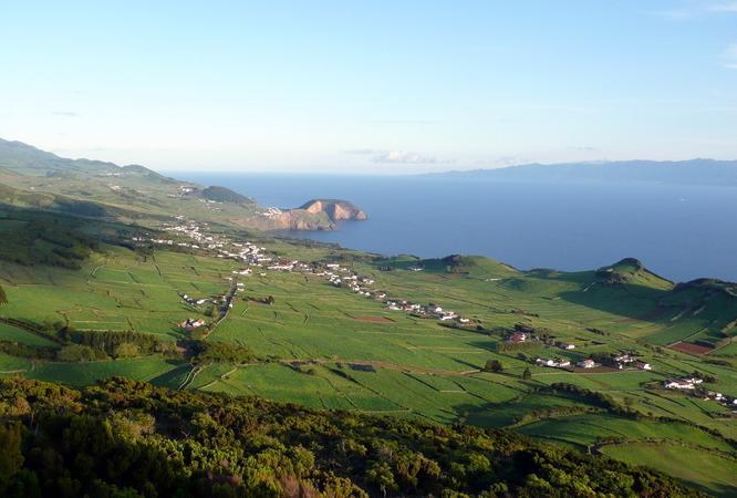 Reise in Portugal, Azoren - Wandern auf den Zentralinseln
