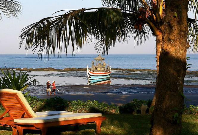 Reise in Indonesien, Bali for family