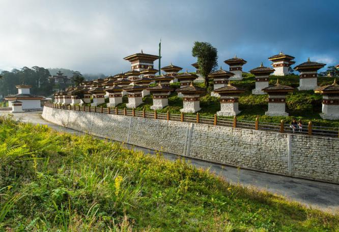 Reise in Bhutan, Bhutan: Aktiv & komfortabel