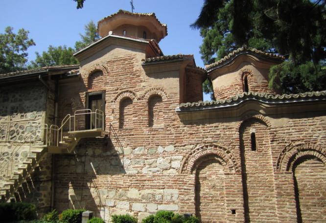 Reise in Bulgarien, Boyana Kirche