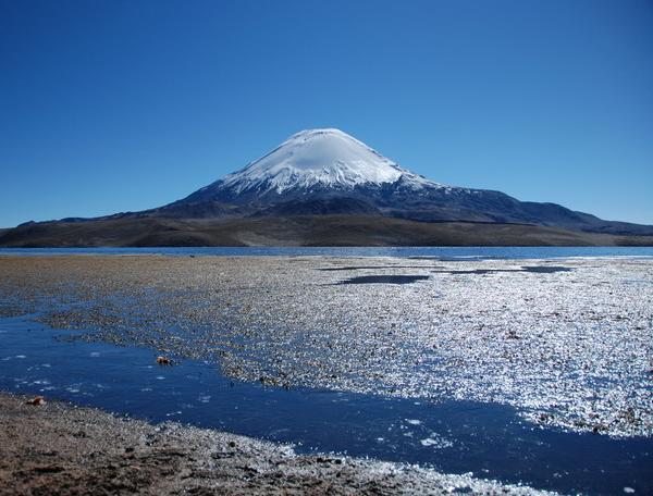 Reise in Chile, Chile - Altiplano, Wüsten und Meer