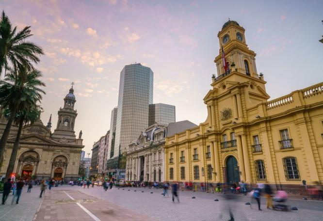 Reise in Chile, Chile - Anden-Abenteuer