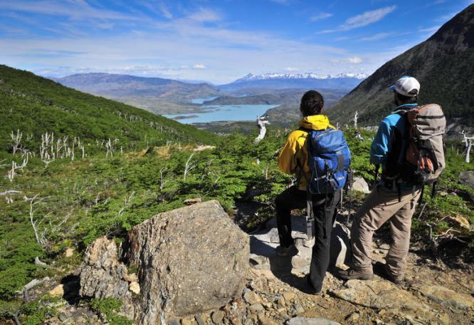 Reise in Chile, Chile - Schritt für Schritt