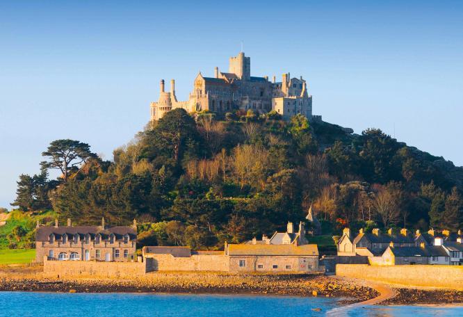 Reise in Vereinigtes Königreich, Cornwall, Devon & Dorset: Wandern im Südwesten Englands
