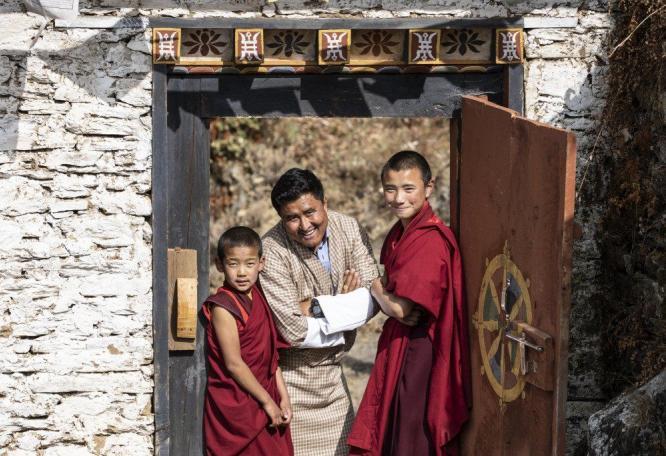 Reise in Bhutan, Druk-Path-Trekking