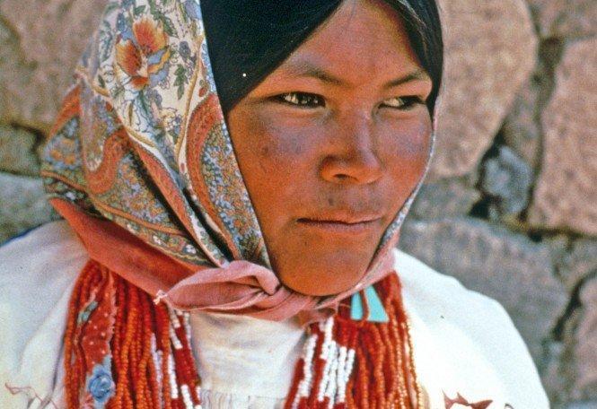 Reise in Mexiko, Raramuri Indianer