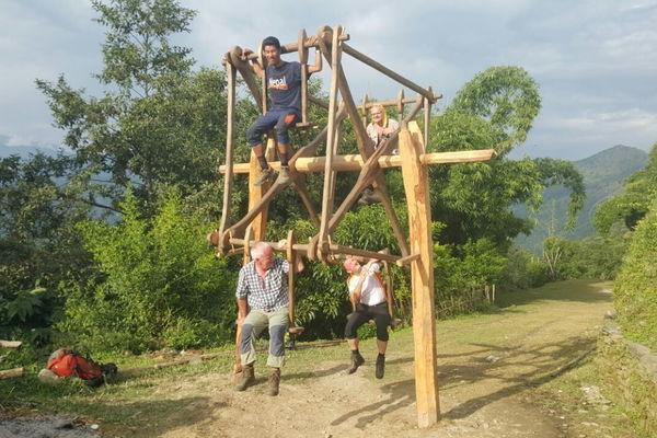 Reise in Nepal, Große Annapurna-Umrundung