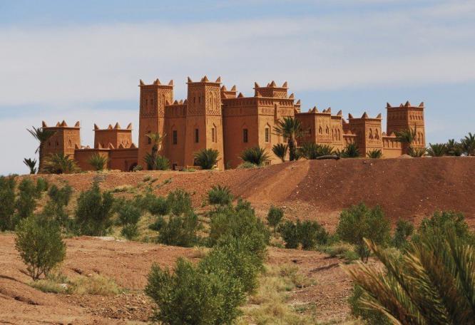 Reise in Marokko, Toubkal Gipfel