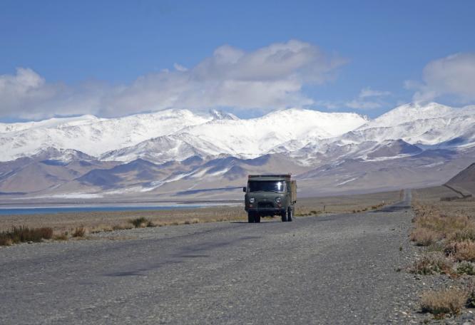 Reise in Armenien, Kameltrekking
