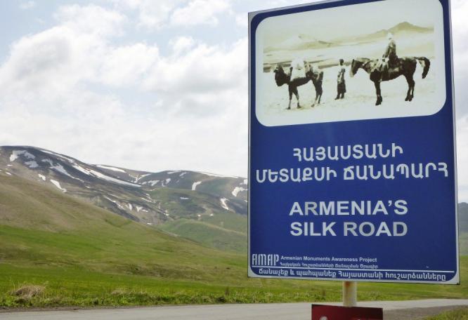 Reise in Armenien, Merw_Die große Kyz Kala