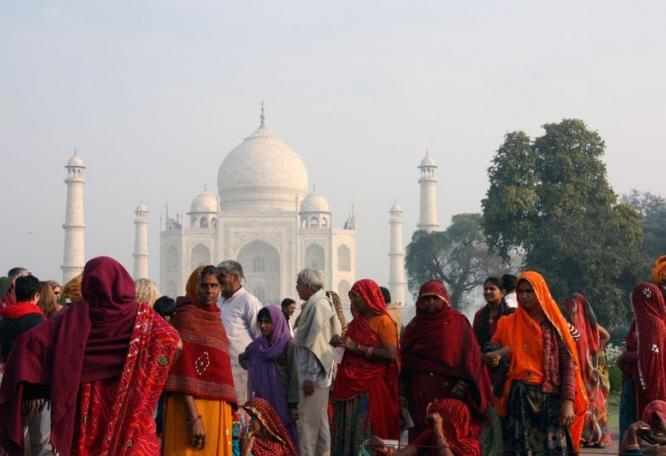 Reise in Indien, Indien - Farbenfrohes Rajasthan