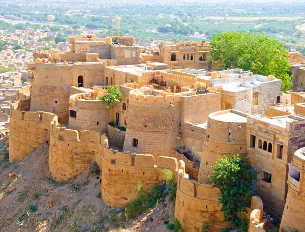Reise in Indien, Indien - Rajasthan – Paläste, Feste und die Wüste
