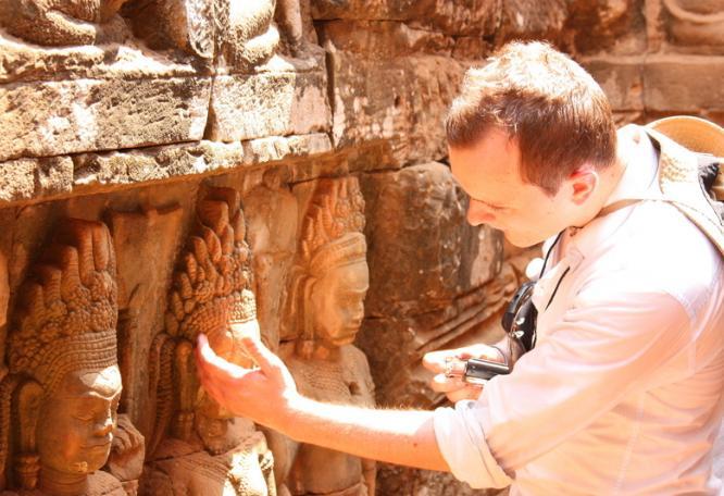 Reise in Kambodscha, Kambodscha - Aktiv unterwegs um Angkor und am Mekong (mit Mondolkiri)