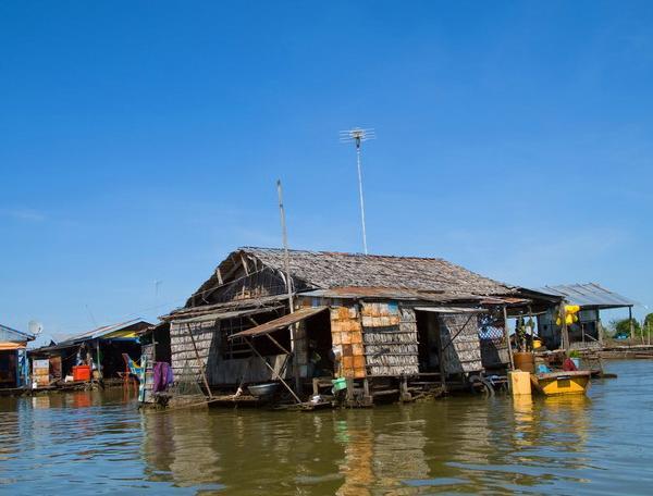 Reise in Kambodscha, Kambodscha - Khmer & mehr