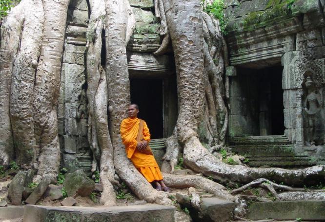 Reise in Kambodscha, Kambodscha: Kambodscha real
