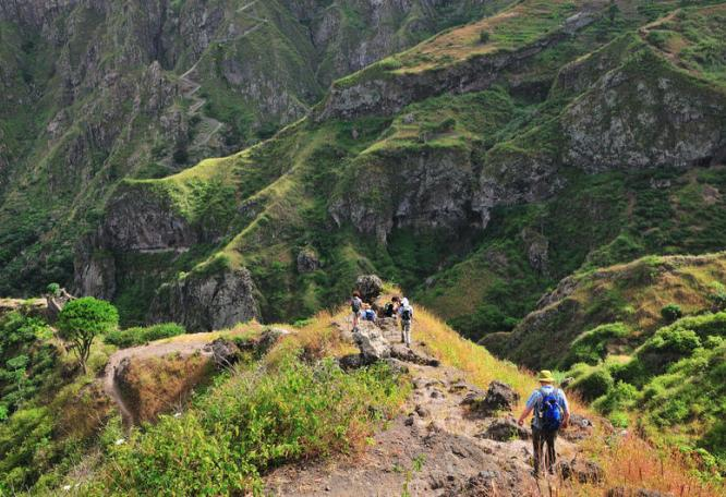 Reise in Kap Verde, Kapverden - Inseln des Nordens