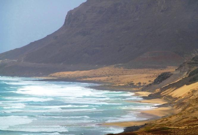 Reise in Kap Verde, Kapverden - Mietwagenreise für Weltenbummler