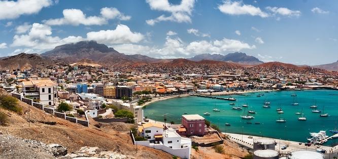 Reise in Kap Verde, Kapverden - Mitsegeln auf den nördlichen Inseln