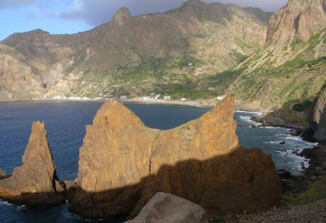 Reise in Kap Verde, Kapverden: Brava - Kurztrip auf die Blumeninsel