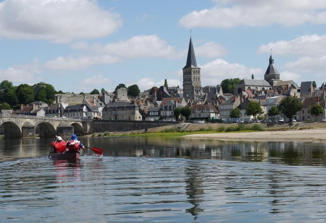 Reise in Frankreich, Kindertraum Loire