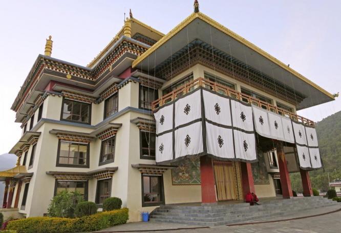 Reise in Bhutan, Kind in Bhutan