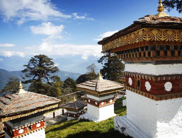 Reise in Indien, Königreiche des Himalaya aktiv erleben