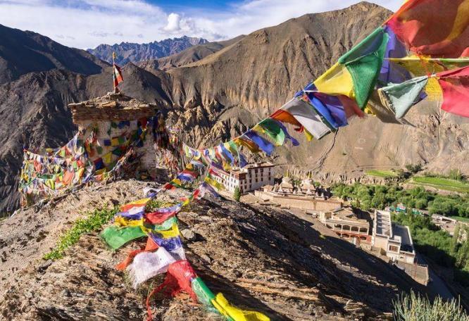 Reise in Indien, Ladakh, Indien: Magisches Land der Pässe