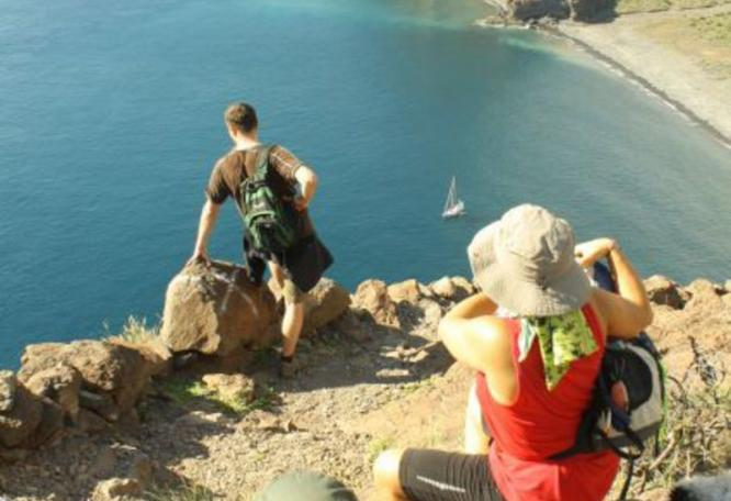 Reise in Spanien, La Gomera - aktiv & nah dran