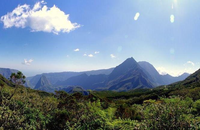 Reise in Réunion, Cirque de Salzie