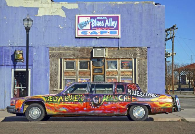 Reise in Vereinigte Staaten von Amerika, Saxofonist, International Blues Challenge, Memphis, Tennessee