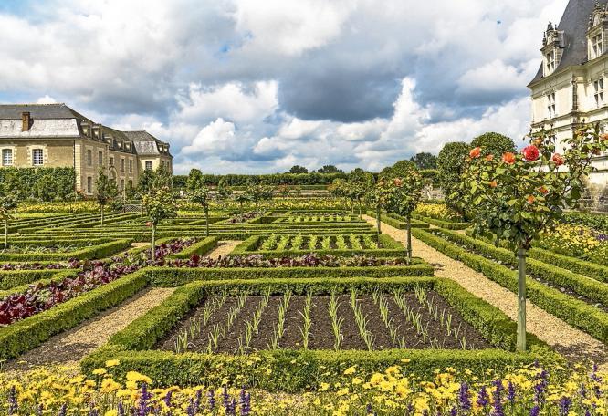 Reise in Frankreich, Loiretal: Königliche Schlösser & berühmte Gärten