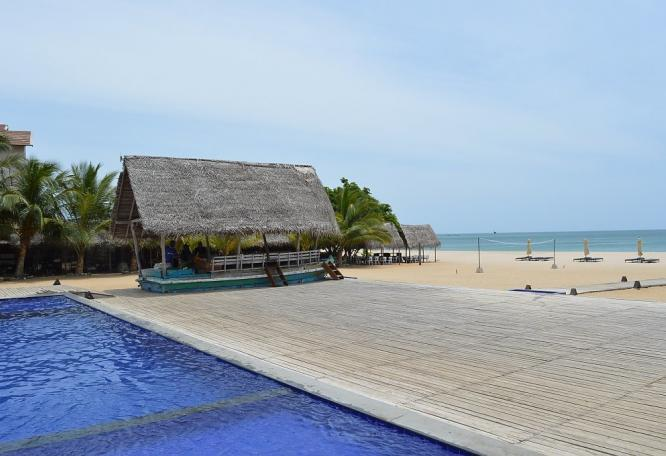Reise in Sri Lanka, Maalu Maalu Resort & Spa