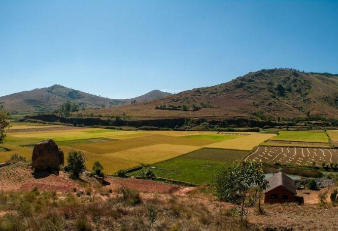 Reise in Madagaskar, Unterwegs durch die Landschaft Madagaskars