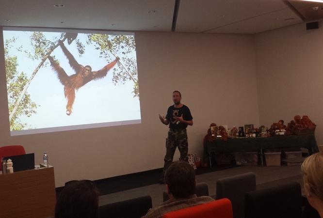 Reise in Malaysia, Malaysia: Matang Wildlife Centre