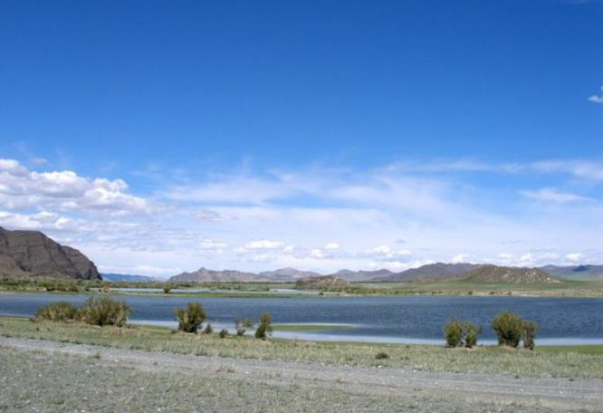 Reise in Mongolei, Mongolei   Reit- und Wandertour im Altaigebirge