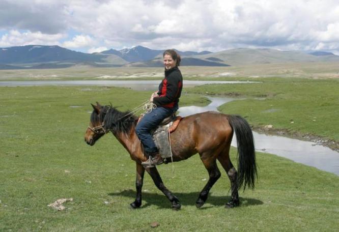 Reise in Mongolei, Mongolei - Reiten bei den 8 Seen
