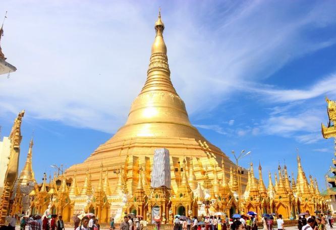 Reise in Myanmar, Myanmar: Land der goldenen Pagoden (ab Februar 2018)