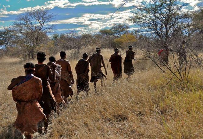 Reise in Namibia, Namibia - Auf Augenhöhe