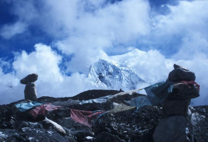 Reise in Nepal, Nepal Island Peak Lodgetrekking mit 6.000er Besteigung