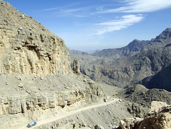 Reise in Oman, Oman - Dhofar & Musandam