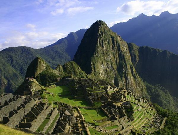 Reise in Peru, Machu Picchu