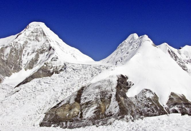 Reise in Kasachstan, Karly Tau (5450m)