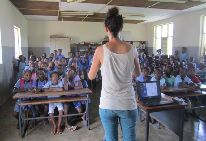 Reise in São Tomé und Príncipe, São Tomé e Príncipe: Schildkrötenprojekt Tatô