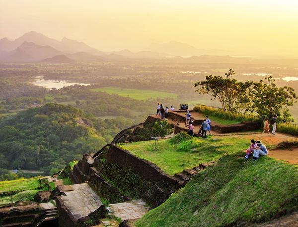 Reise in Sri Lanka, Sri Lanka - Like a local