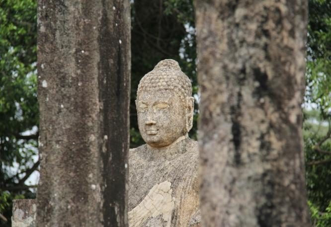 Reise in Sri Lanka, Alte Hauptstadt Polonnaruwa, Sri Lanka