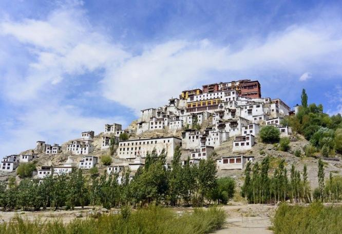 Reise in Indien, Stok Kangri, Gipfelbild mit EXPSTM-290815