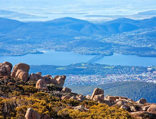 Reise in Australien, Tasmanien - Wilde Naturschönheit