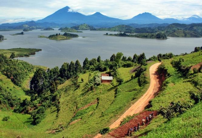 Reise in Uganda, Willkommen im grünen Uganda