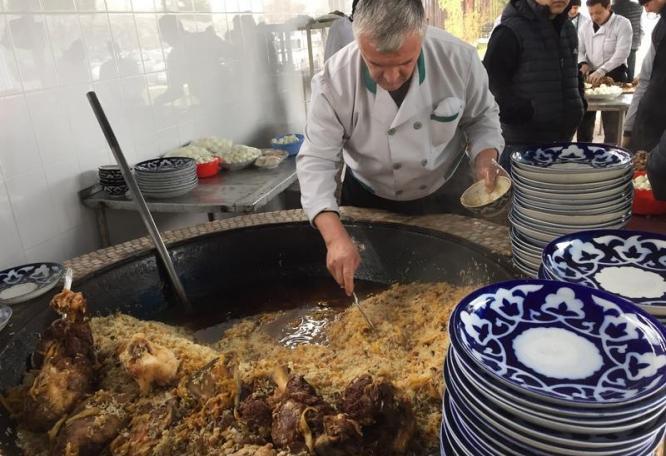 Reise in Usbekistan, Usbekistan